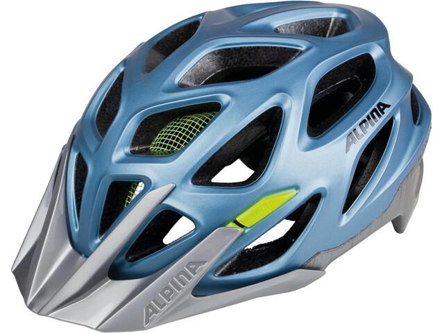 Alpina Mythos 3.0 L.E. casco per bici blu